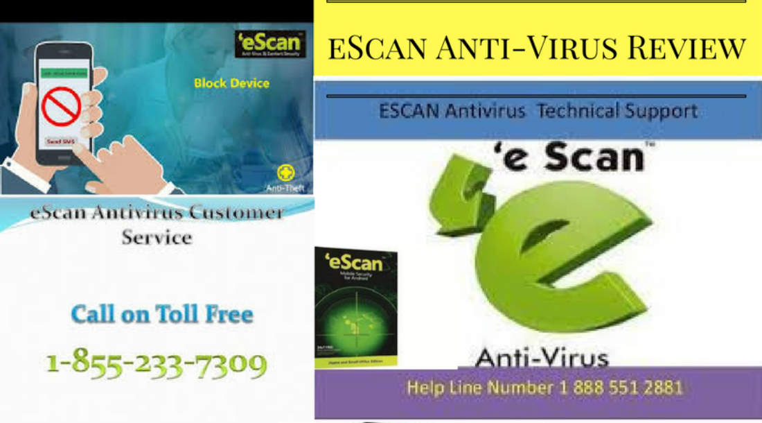 eScan Antivirus - Review