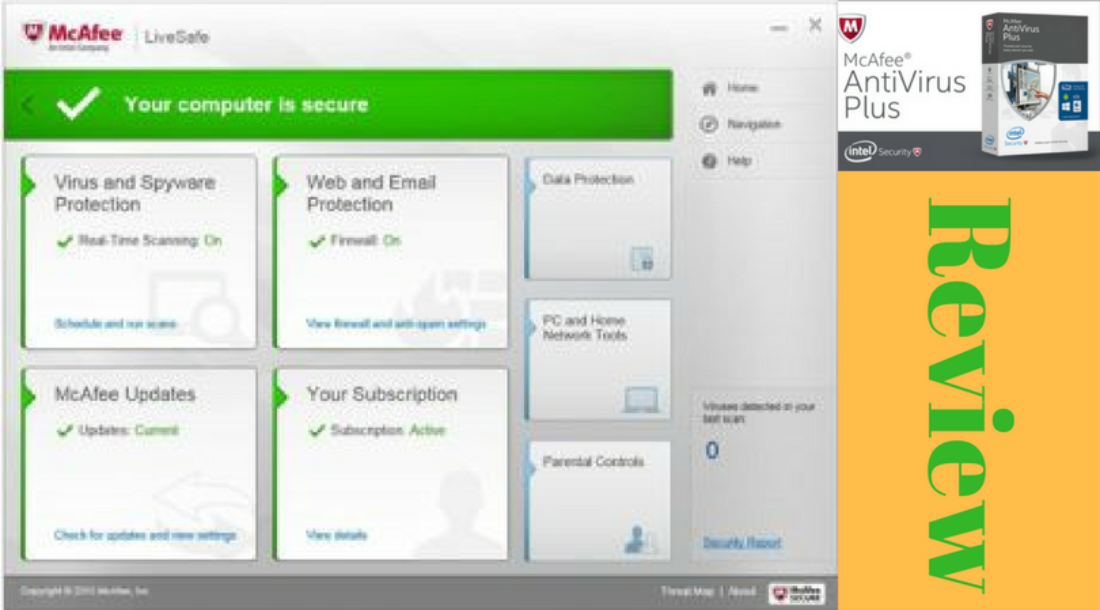 McAfee Antivirus Plus Review: Best Virus Protection Software