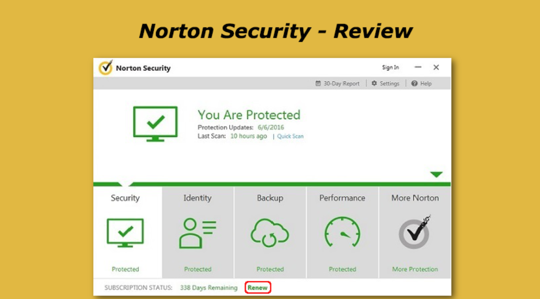Norton Security - Review