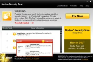 norton_security_scan_unproven_trust